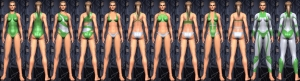 Star Trek Online - Risa Swimsuit Preview